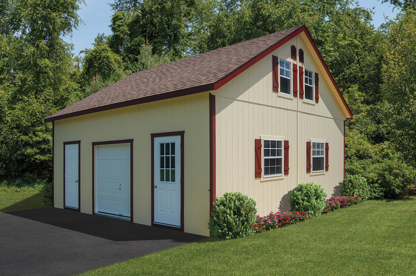 Garage Gable End Siding Vinyl Siding Home Remodel Windows