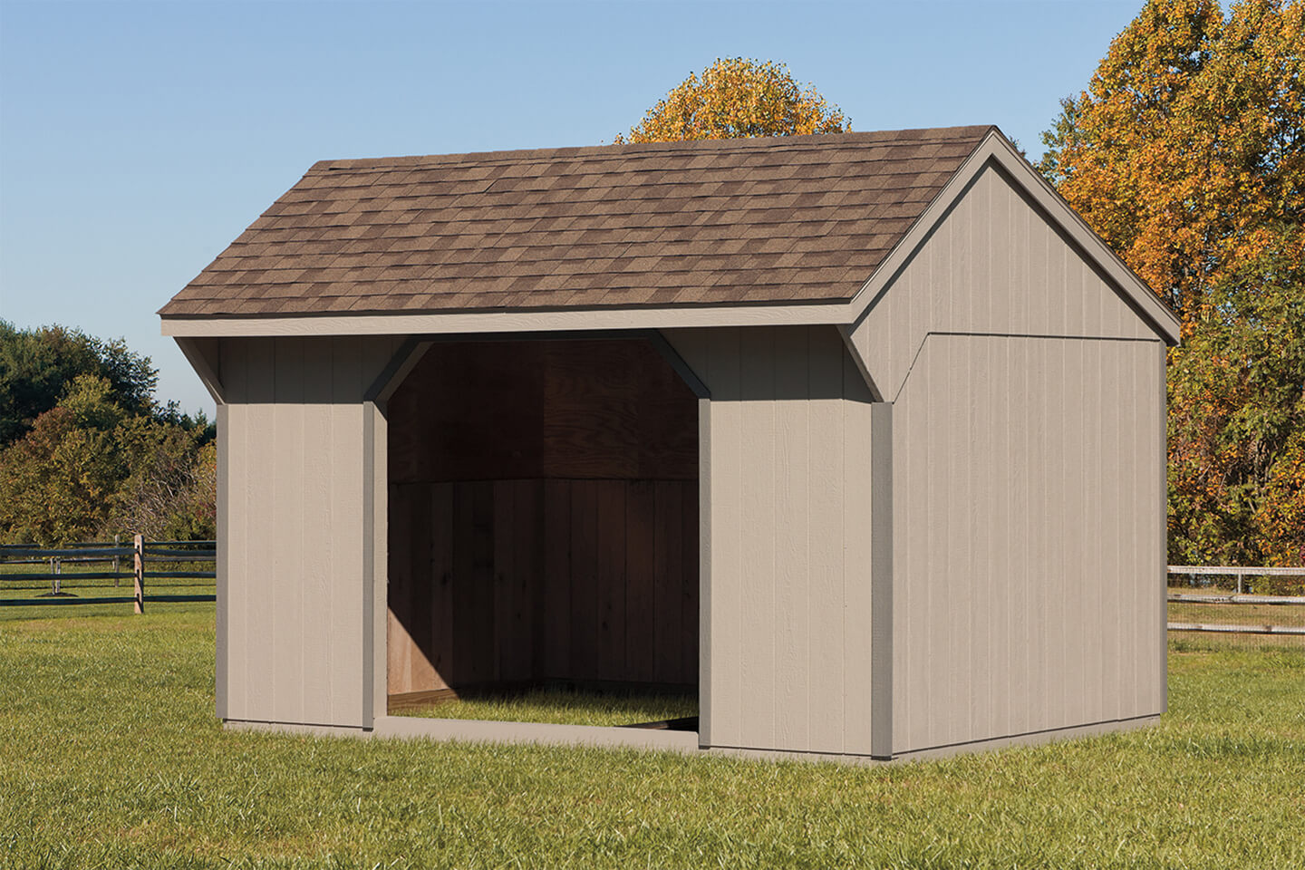 Animal Shelters Cedar Craft Storage Solutions