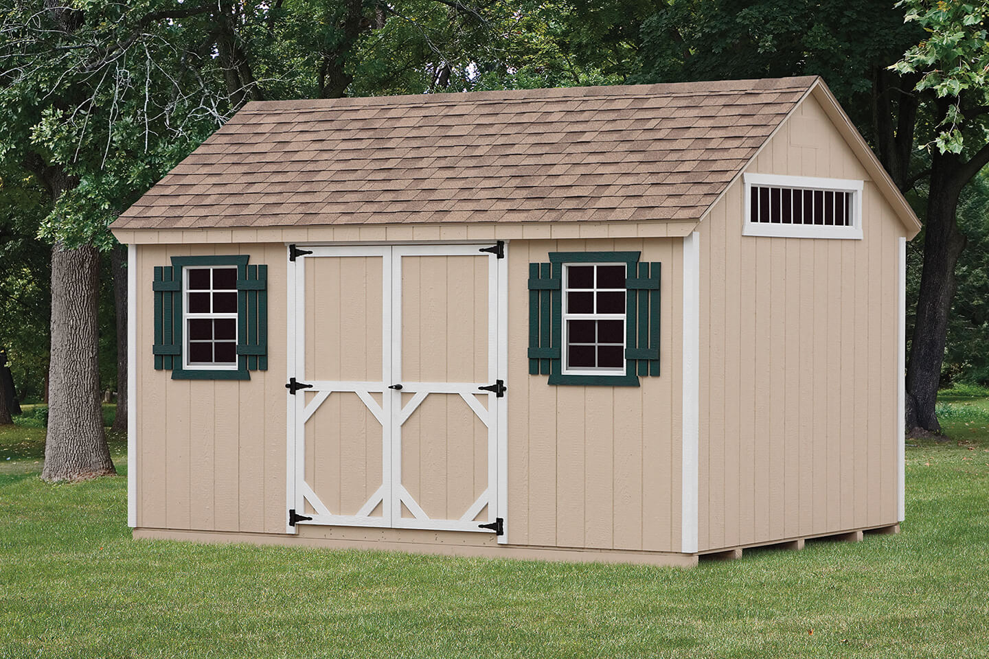 Vinyl A Frame Storage Sheds Cedar Craft Storage Solutions