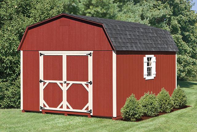 Dutch Barn Sheds Cedar Craft Storage Solutions